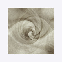 "Load image into Gallery viewer, ""Spiral of Light"" Matted Fine Art Print"