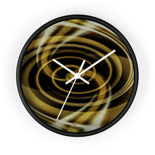 "Load image into Gallery viewer, ""Dimensional Paradox 6"" 10"" Fine Art Wall Clock"