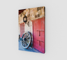 "Load image into Gallery viewer, ""Castillo San Felipe De Barajas Fort II"" Fine Art Canvas"