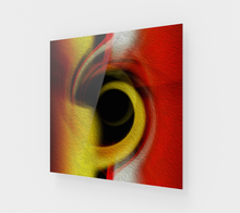 "Load image into Gallery viewer, ""Spatial Gateway Series: Temporal Vortex 1"" Fine Art Acrylic Print"
