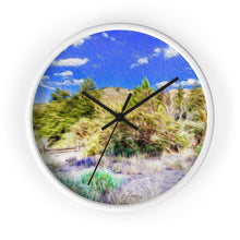 "Load image into Gallery viewer, ""A Place of Serenity 2"" 10"" Fine Art Wall Clock"