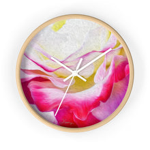 "Load image into Gallery viewer, ""Never Ending Layers"" 10"" Fine Art Wall Clock"