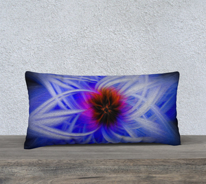 """Magnificent Wonder 1"" 24""x12"" Fine Art Pillow Case"