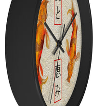 "Load image into Gallery viewer, ""Asian Reflections 8"" 10"" Fine Art Wall Clock"