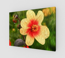 "Load image into Gallery viewer, ""Morning Dew I"" Fine Art Canvas"