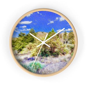 """A Place of Serenity 2"" 10"" Fine Art Wall Clock"