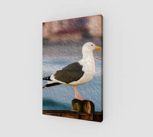 """A Bird's Eye View"" Fine Art Canvas"