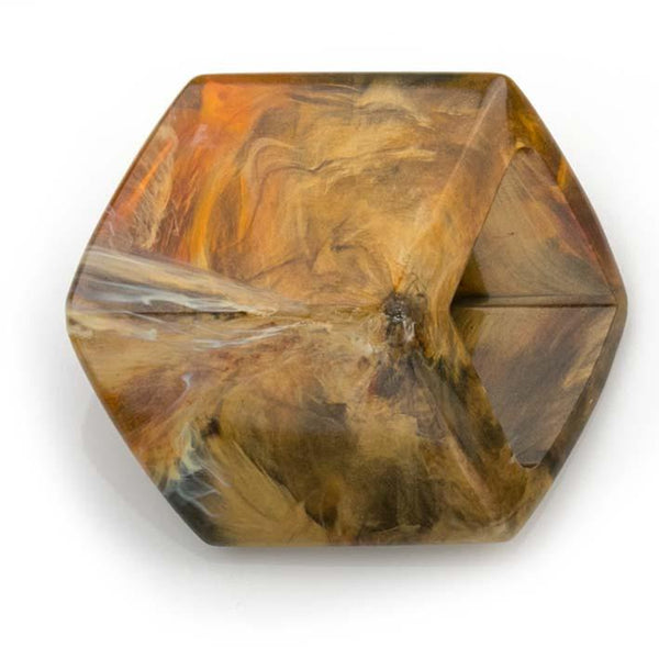 Losse Cube Tiger Eye (T)