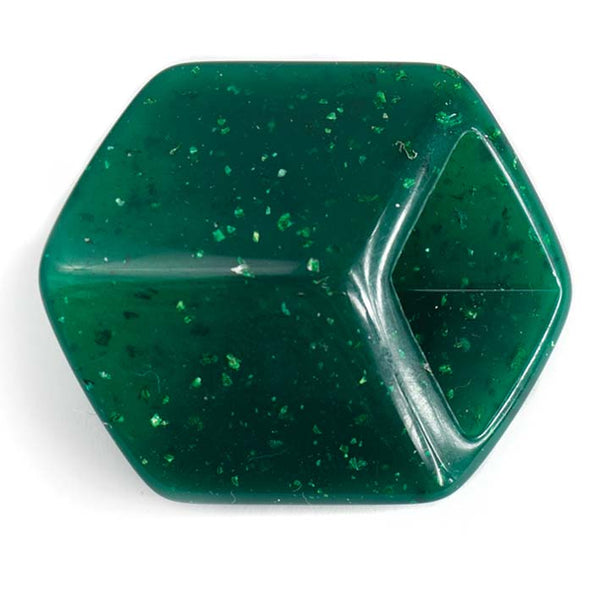 Losse Cube Emerald Stars (AS)
