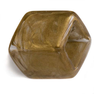 Losse Cube Gold Dust NIEUW