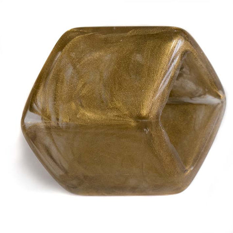 Losse Cube Gold Dust.