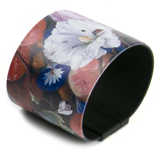 Art Bracelet, De Heem Fruit & Flowers, 50mm