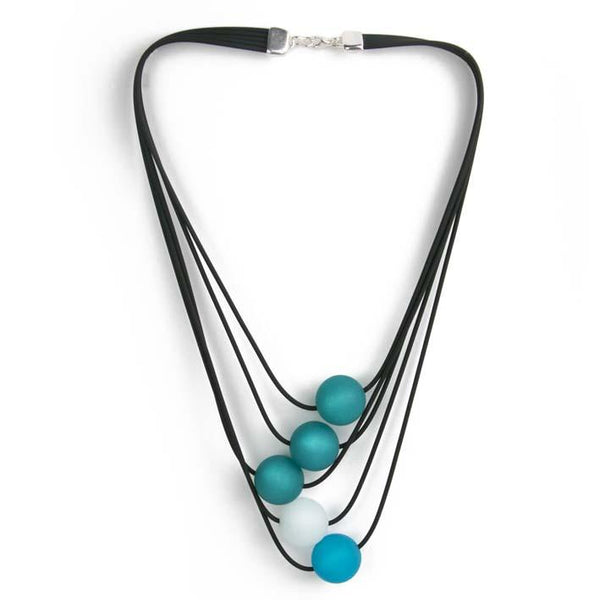 Balls, Turquoise, silver