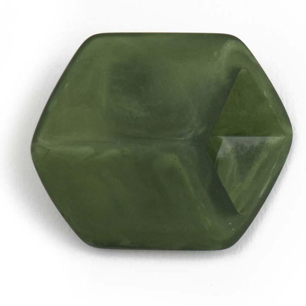 Losse Cube Moss Green (GRM)
