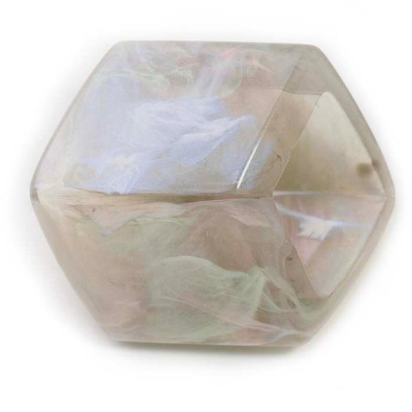 Losse Cube marble Pink Shiny (MPS)