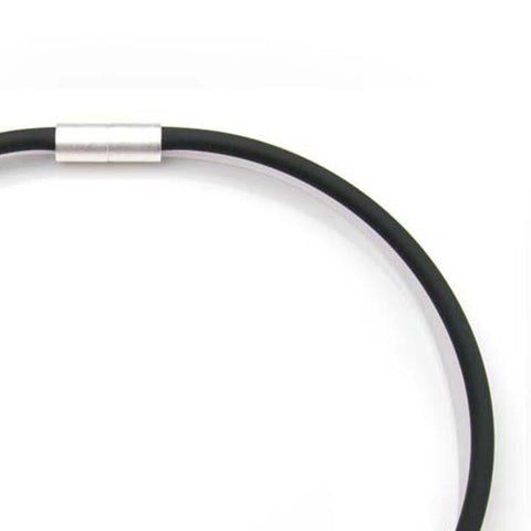 Choker black/ white S (BW-S)