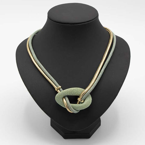 Ketting Stingray Link 1, victorian green/goud