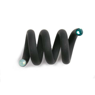 Twist Large, Black/Turquoise