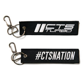 "CTS Turbo Flight Tag – ""#CTSNATION"" – Black"