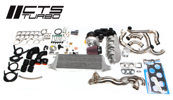 CTS TURBO MK4 R32 STAGE 4 TURBO KIT