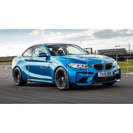 BMW M2 Stage 2 Upgrade Turbo