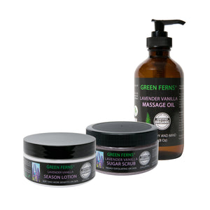 Lavender Vanilla Set Products