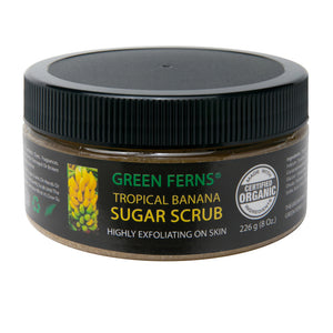 Tropical Banana Sugar Scrub