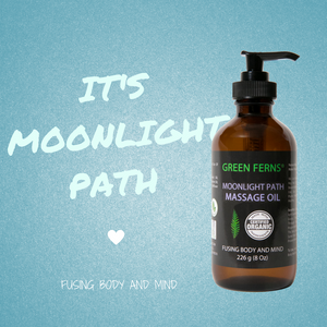 Moonlight Path Massage Oil