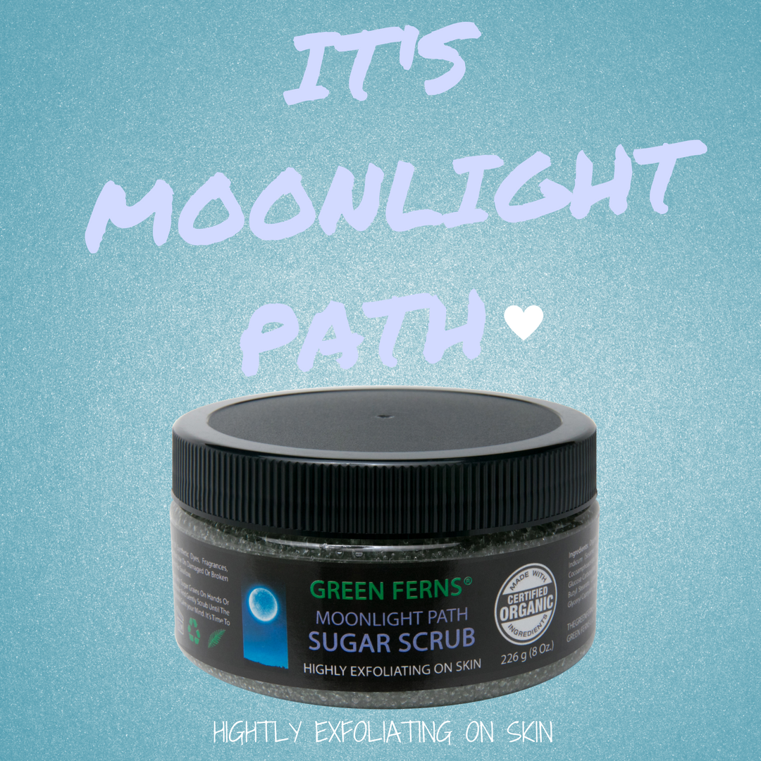 Moonlight Path Sugar Scrub