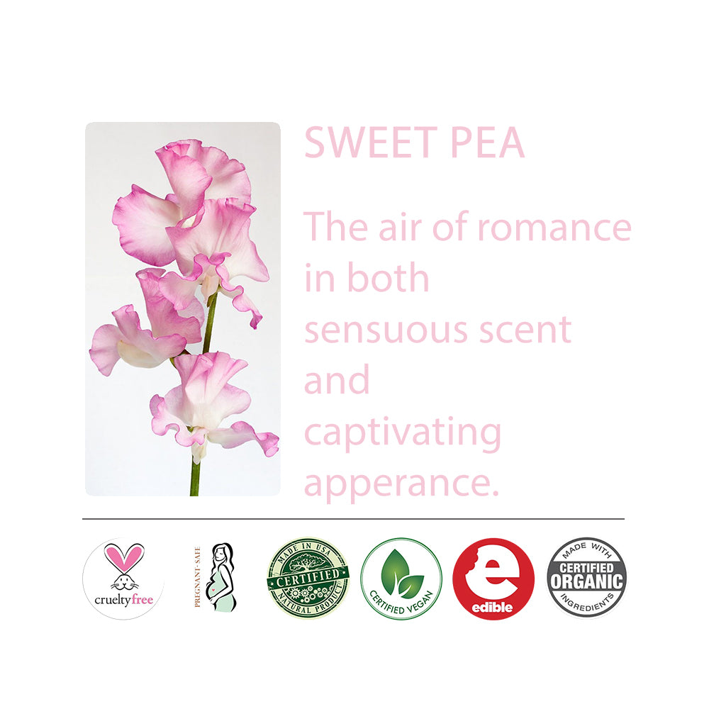 Sweet Pea Season Lotion