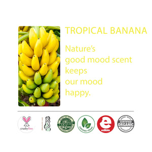 Tropical Banana Season Lotion