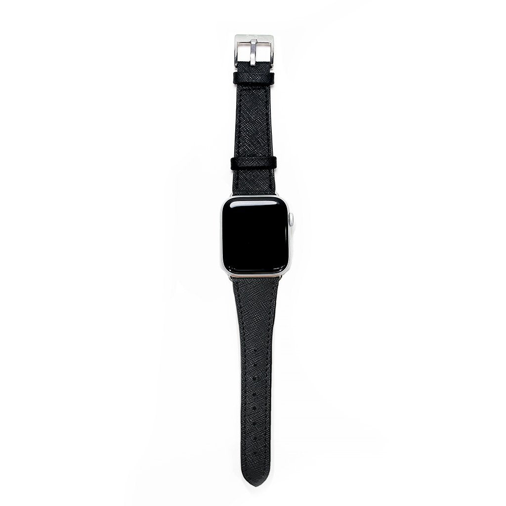 Apple Watch Band - Black - (Watch Bands)