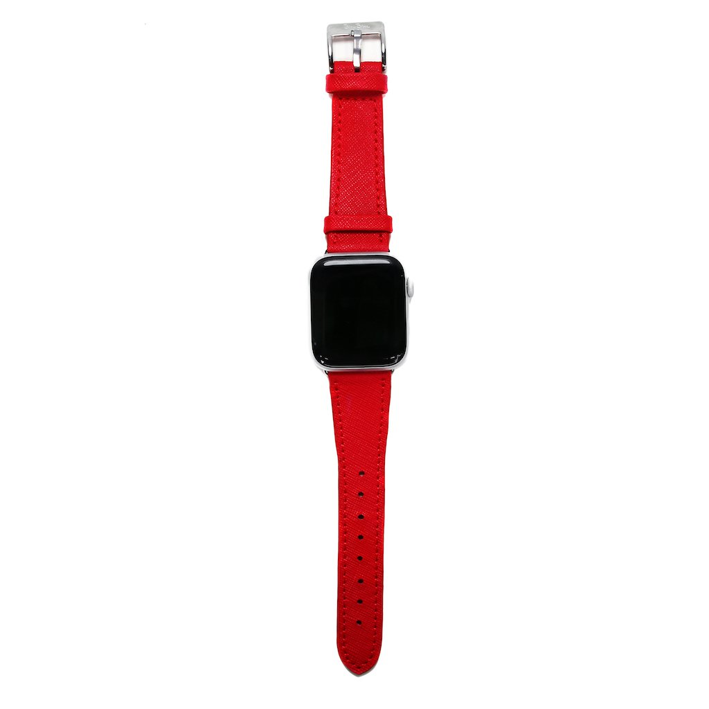 Apple Watch Band - Red - (Watch Bands)