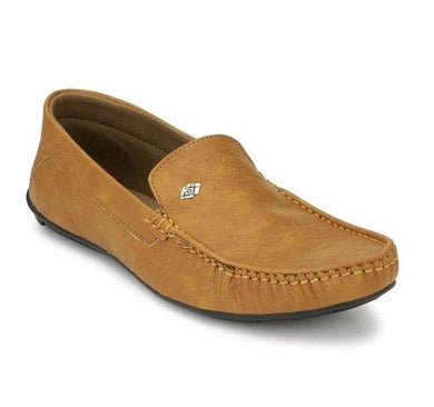 Solid casual men's loafer
