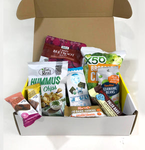 Healthy Snack Pack - Vegan Essentials