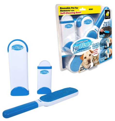 Hurricane Fur Wizard Pet Fur & Lint Remover