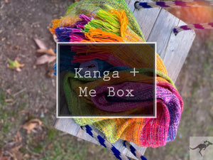 October Kanga + Me box XXL