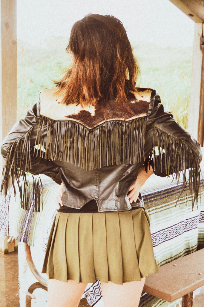 Boho vintage eco friendly fashion