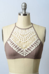 Smokey Quartz Bralette
