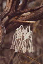 Load image into Gallery viewer, Soul of the Party Macrame Earrings