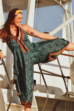 Load image into Gallery viewer, Sari Backless Fair Trade Jumpsuit