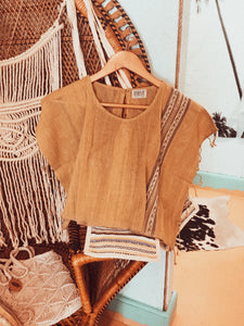 Good Vibes Fair Trade Top