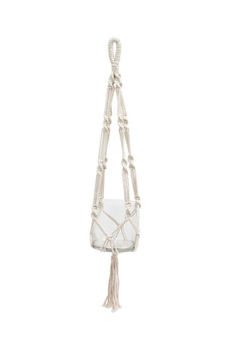 Soul of the Party Macrame Plant Hanger