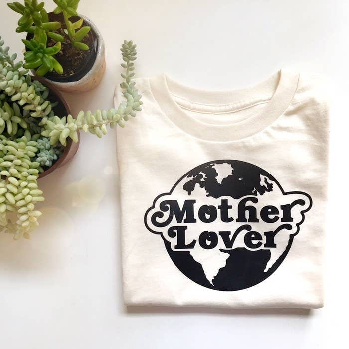 Mother Lover Organic Kids Tee