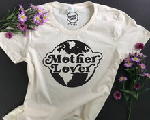 Load image into Gallery viewer, Mother Lover Organic Cotton Tee