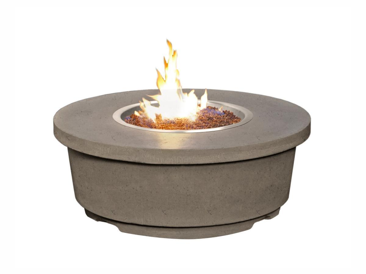 American Fyre Designs Contempo Round - Fire Pit Oasis