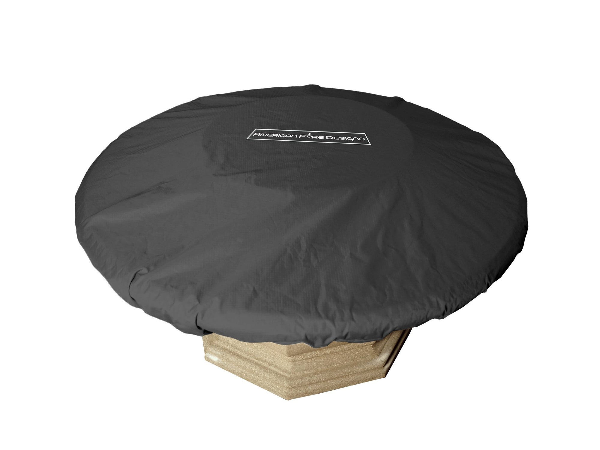 American Fyre Designs Vinyl Protective Cover 8131A Model - Fire Pit Oasis