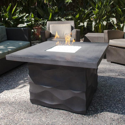 American Fyre Designs Voro Firetable - Fire Pit Oasis