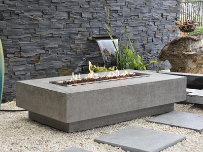 Elementi Hampton Fire Table - Fire Pit Oasis