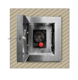 Firegear E-STOP Gas Timer Locking Cabinet Kit (ESTOP-LC-KIT) - Fire Pit Oasis